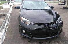Well Maintained Nigerian used  Toyota Corolla 2015