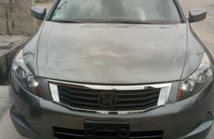 Foreign Used Honda Accord 2009