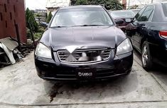 Clean Nigerian Used Nissan Altima 2006