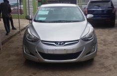 Clean Nigerian Used Hyundai Elantra 2014