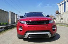 Neat Foreign used 2015 Land Rover Range Rover Evoque