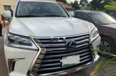 Neat Nigerian Used Lexus LX 2016