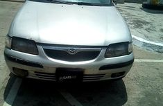 Neat Nigerian used 2000 Mazda 626