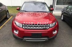 Neat Foreign used Land Rover Range Rover Evoque 2015