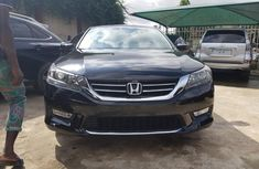 Clean Tokunbo Used Honda Accord 2014