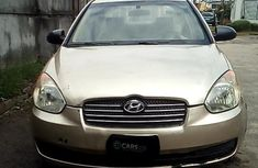 Super Clean Nigerian used Hyundai Accent 2006