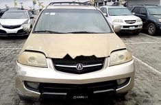 Neat Nigerian used 2002 Acura MDX for sale