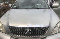 Super Clean Nigerian Used Lexus RX Petrol 2005