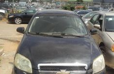 Clean Nigerian Used Chevrolet Aveo 2005
