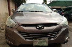 Clean Nigerian Used Hyundai ix35 2011