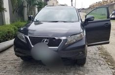Clean Nigerian Used Lexus RX Automatic 2011