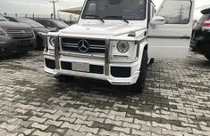 Well Maintained Nigerian used 2004 Mercedes-Benz G-Class