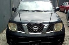 Neat Nigerian used Nissan Pathfinder 2006