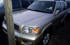 Foreign Used 2002 Nissan Pathfinder