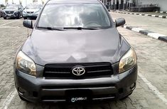Clean Nigerian Used  Toyota RAV4 2006