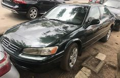 Clean Nigerian used 2000 Toyota Camry