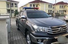 Well Maintained Nigerian used Toyota Hilux 2017