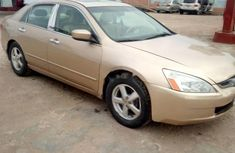 Neat Nigerian Used Honda Accord 2005