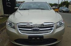 Clean Tokunbo Used Ford Taurus 2011