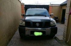 Neat Nigerian used Nissan Armada 2005
