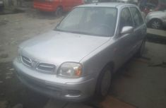 Clean 2001 Foreign Used Nissan Micra for Sale