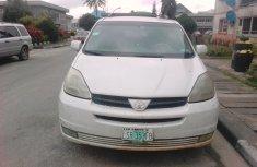 Nigerian Used Toyota Sienna 2005