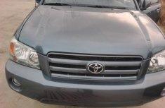 Used Toyota Highlander 2007