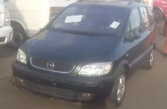 Clean Tokunbo Used Opel Zafira 2003