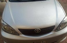 Nigerian Used Toyota Camry 2003 Model