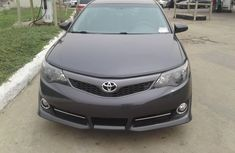 Nigerian Used Toyota Camry 2012 Model