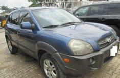 Clean Nigerian Used  Hyundai Tucson 2008