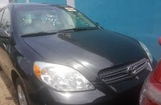 Clean Tokunbo Used Toyota Matrix 2007