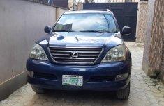 Clean Nigerian Used Lexus GX 2006