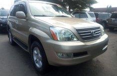 Clean Tokunbo Used Lexus GX 2006