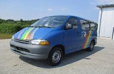 Foreign Used 2000 Toyota HiAce