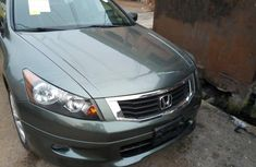 Foreign Used 2008 Honda Accord in Lagos