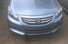 Foreign Used 2012 Honda Accord