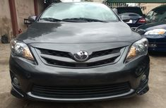 Clean Tokunbo Used  Toyota Corolla 2011