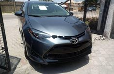 Very Clean Foreign used 2017 Toyota Corolla