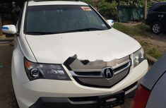 Foreign Used 2009 Acura MDX
