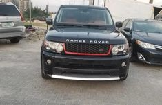 Nigerian Used Land Rover Range Rover Sport 2011