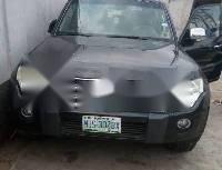 Neat Nigerian used  Mitsubishi Pajero 2010