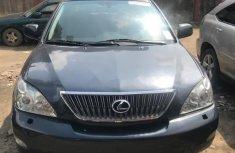 Clean Tokunbo Used Lexus RX 2009