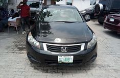 Nigerian Used 2008 Honda Accord in Lagos