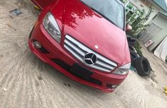 Nigerian Used Mercedes-Benz C350 2008