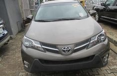 Foreign Used Toyota RAV4 2013