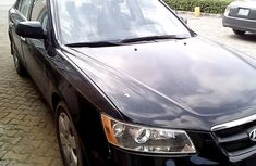 Nigerian Used 2008 Hyundai Sonata in Lagos