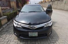 Neat Nigerian used 2012 Toyota Camry