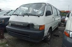 Clean Tokunbo Used  Toyota HiAce 1996