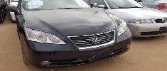 Clean Nigerian Used  Lexus ES 2007